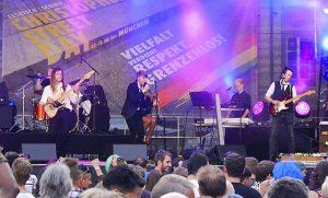 Maksim Reimer & Band LIVE @ Marienplatz, Munich Pride, München